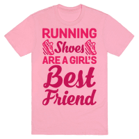 Running Shoes Are a Girl's Best Friend