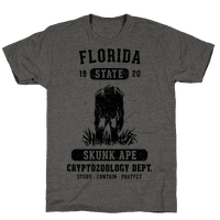 Florida Skunk Ape Cryptozoology
