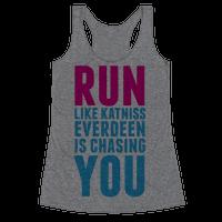 Run Like Katniss is Chasing You