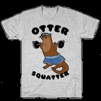 Otter Squatter