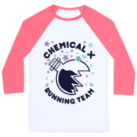 Chemical X Running Team Baseball