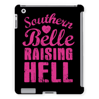 Southern Belle Raising Hell Tabletcase