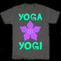 Yoga Into A Yogi
