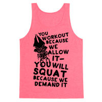 You Workout Because We Allow It (Mass Ef...