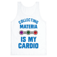 Collecting Materia Is My Cardio Tank