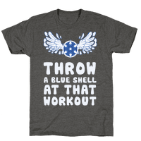 Throw a Blue Shell at that Workout