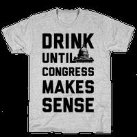 Drink Until Congress Makes Sense