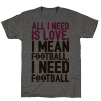 All I Need Is Football