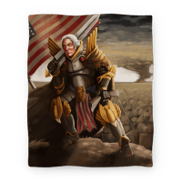 George Washington Paladin (Blanket)