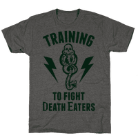 Training To Fight Death Eaters