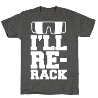 I'll Re-rack Parody