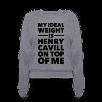 Ideal Weight (Henry Cavill)