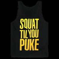 Squat Til You Puke