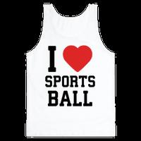 I Love Sportsball