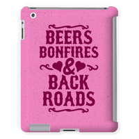 Beers, Bonfires & Backroads Tabletcase