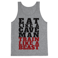 Eat Like A Caveman Train Like A Beast