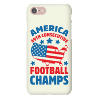 America: 49th Consecutive Football Champs