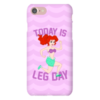 Today Is Leg Day Phonecase