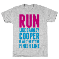 Run Like Bradley Cooper
