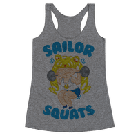 Sailor Squats