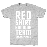 Red Shirt Running Team