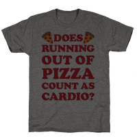Does Running Out Of Pizza Count As Cardio