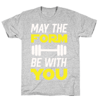 May The Form Be With You