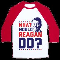 What Would Reagan Do? Baseball