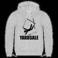 Yard Sale Hoodie