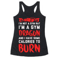 I'm Not a Gym Rat I Am a Gym Dragon