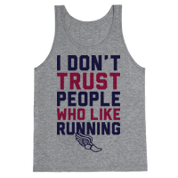 I Don't Trust Runners