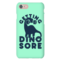 Getting Dino-Sore Phonecase