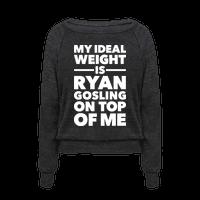 Ideal Weight (Ryan Gosling)