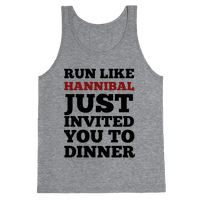 Run Like Hannibal Just Invited You to Dinner