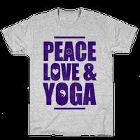 Peace Love & Yoga