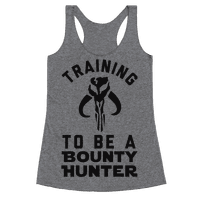 Training To Be A Bounty Hunter