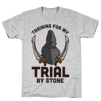 Training For My Trial By Stone