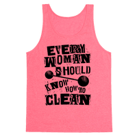 Every Woman Should Know How to Clean
