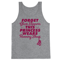 Forget Running Shoes (Tank)