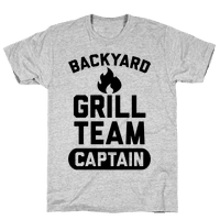 Backyard Grill Team Captain