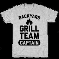 Backyard Grill Team Captain