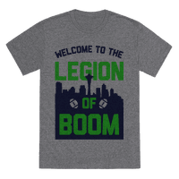 Welcome to the Legion of Boom