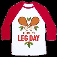 (Turkey) Leg Day
