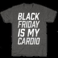 Black Friday Is My Cardio