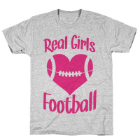 Real Girls Love Football