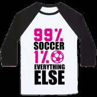99% Soccer Baseball
