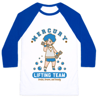 Mercury Lifting Team