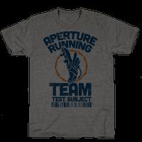 Aperture Running Team