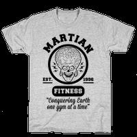 Martian Fitness