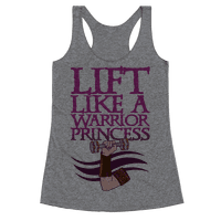 Lift Like A Warrior Princess